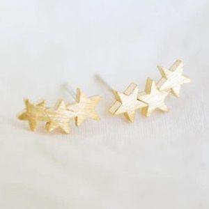 Jewelry - Star Stud Earrings